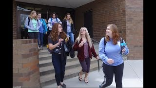Missouri S&T: First Day on Campus