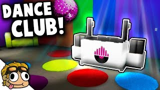 SECRET UNDERGROUND DANCE CLUB! | House Flipper Gameplay