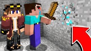 НУБ И ПРО ПРОТИВ ЗАГАДКА В МАЙНКРАФТ ! НУБ ПОПАЛ В ЛОВУШКУ ГОЛОВОЛОМКУ Minecraft МУЛЬТИК