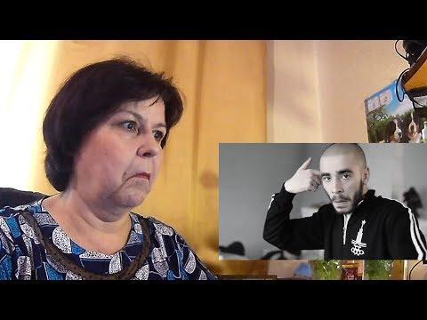 "Мама смотрит ""Хаски - Пуля-дура"" // Реакция мамы"