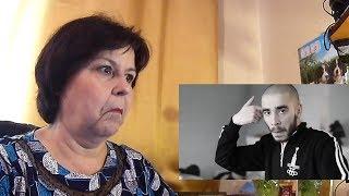 "Мама смотрит ""Хаски   Пуля дура""  Реакция мамы"