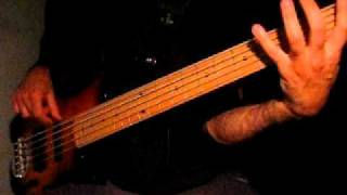 Angie Stone - Lover's Ghetto bass play along