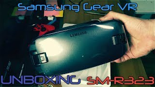 Unboxing Samsung Gear VR SM-R323