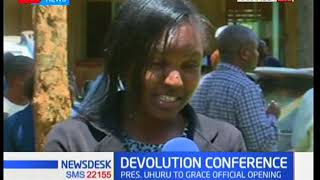 Kakamega County hosts the fifth Annual Devolution Conference