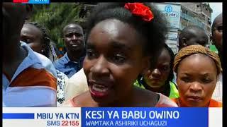 Mbiu ya KTN: Kupinga vileo haramu