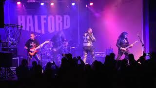 Video Halford Revival - Jawbreaker (Live in Revival Fest, Mořice) 8.6.