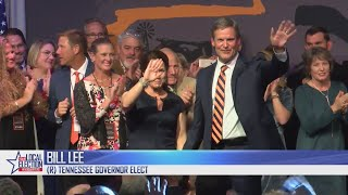 Bill Lee elected governor of Tennessee