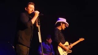 Chris Young ft Brad Paisley - Change The World (cover)