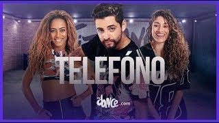 Teléfono - Aitana | FitDance Life (Coreografía) Dance Video