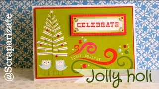 Celebrate holidays card