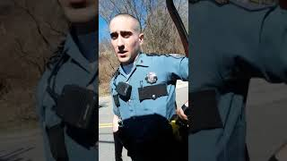 40 year old man arrested for honking horn