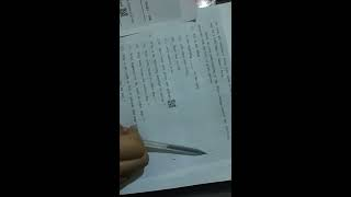 #How to solve Passege easily|| 10th &12th||b.com & B.A|| special for NIOS students