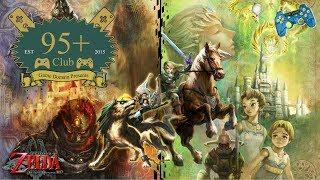 The Legend of Zelda: Twilight Princess - 95+ Games