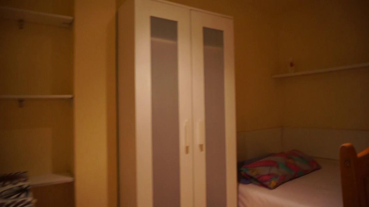 Homey studio apartment with AC for rent near Metro in L'Hospitalet de Llobregat