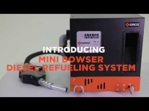 Mini Bowser Diesel Refilling System