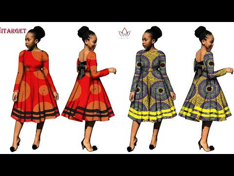 LATEST AFRICAN FASHION 2020: MOST POPULAR,TRENDING & BEAUTIFUL COLLECTIONS OF #AFRICAN PRINT DRESSES