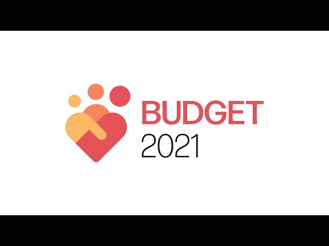 Full Budget 2021 Speech