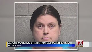 Orange County elementary school teacher threatened to 'shoot up the school,' sheriff's office says