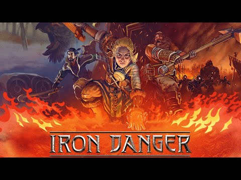Iron Danger - Release Date Trailer de Iron Danger