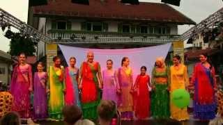 Bollywood Tanzen in Deutschland -Tanzen in Miesbach 2013 - Tanzschule Rosenheim Official
