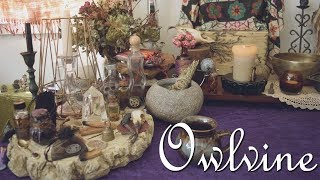 EPIC Witch Hangout & Altar Tour! || Personal Magical Stories, Deities, Tools & So Much More!