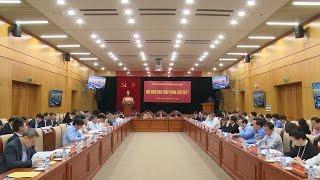 Kỳ họp thứ 7 Ban Chấp hành Đảng bộ Khối các cơ quan Trung ương