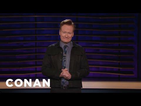 Conan: Elizabeth Warren Is Polling Number One With Philosophy Majors - CONAN on TBS