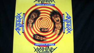 Anthrax - Out Of Sight, Out Of Mind (Vinyl)