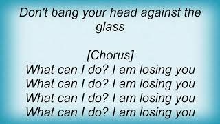 Anna Ternheim - Losing You Lyrics