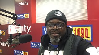 Watch The WVON Morning Show...Election Results!