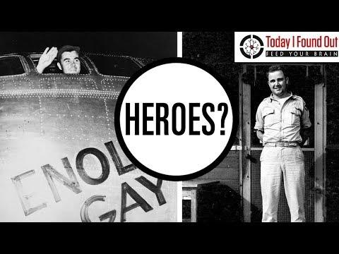 The Men Who Dropped the Bombs on Hiroshima and Nagasaki