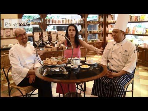 Choco-holics delight at the JW Marriott Phuket