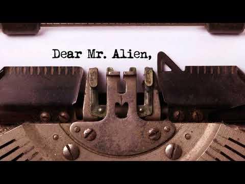 Thomas Bergersen - Dear Mr. Alien