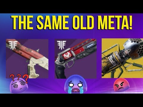 Why The Meta HAS NOT Changed On Console - Destiny 2 Season Of Opulence