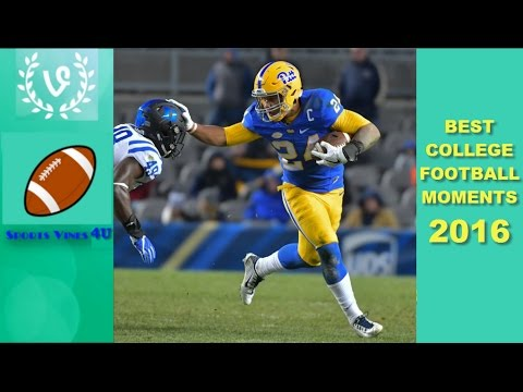 Best College Football Vines 2016 - Best Football Moments Compilation