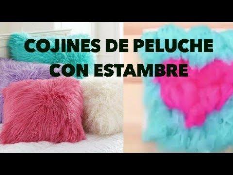 Color Crema//Jaspeado Inware 5960/ coj/ín con Velcro 35/x 25/cm /2/in1/Coj/ín y Peluche Oveja