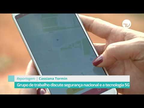 Grupo de trabalho discute segurança nacional e a tecnologia 5G - 24/02/21