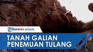 Penampakan Tanah Galian Lokasi Wanita di Sukabumi Ditemukan Tewas Dikubur, Rambut Korban Jadi Bukti
