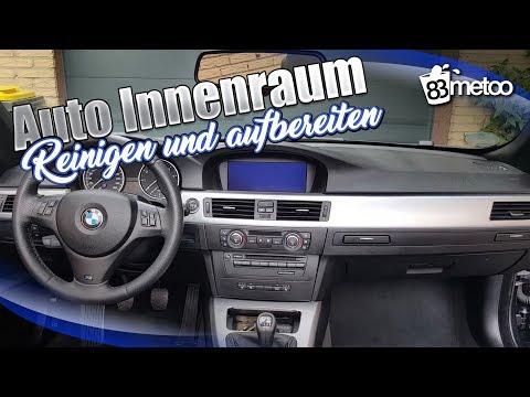 Auto Innenraum Aufbereitung - Anleitung zur Innenraumreinigung | Koch Chemie Top Star| Lexol Vinylex