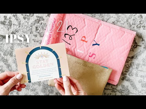 IPSY Unboxing July 2021
