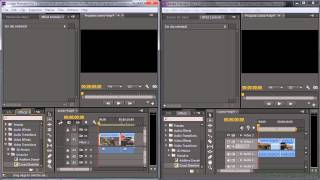 Adobe Premiere Pro CC Tutorial | Comparing CS6 And CC Transition Timeline Displays