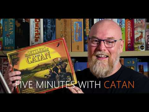 5 Minutes with Catan