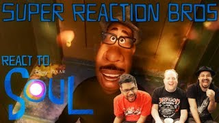SRB Reacts to Soul | Official Teaser Trailer
