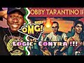 OMG HE IS SPITTING!🔥🔥 Logic - Contra (Reaction)!!!!