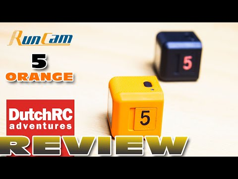 Full Review of the 4K Runcam 5 orange action camera :)
