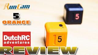 Runcam 5 Orange - Runcam's 2020 4K Action Cam for FPV :)