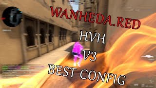 CS:GO HVH FT WANHEDA RED TAPPED AIMWARE V4 DLL+NEW CONFIG