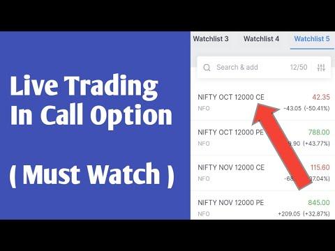 Vienos akcijos opciono prekyba