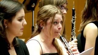 STRAVINSKY Scherzo Fantastique Orquesta joven de la Sinfónica de Galicia Vicente Alberola