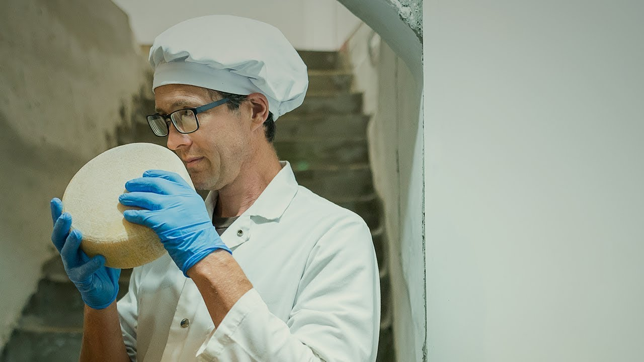 Play video: The Cheesmakers true to food film
